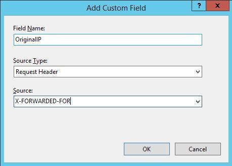 Enter custom source